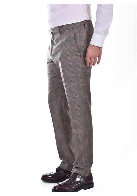 Quattro.decimi prince wales trousers Quattro.Decimi | 421122043