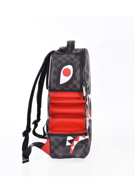 Sprayground shark backpack in paris shark bite SPRAYGROUND | B363401