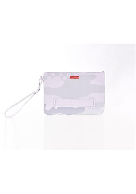Sprayground 3 am le blanc clutch bag SPRAYGROUND | B394601