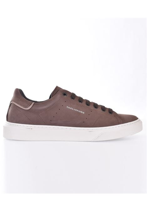 Sneakers Tagliatore nabuk marrone Alan 02 TAGLIATORE | ALAN02