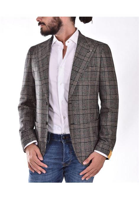 Tagliatore Pino Lerario checked jacket G PL26K TAGLIATORE | G-PL26K902