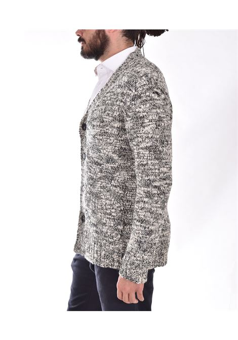 Cardigan Tagliatore nero bianco KVLLAFIA TAGLIATORE | KVLLAFIA99
