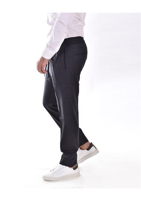 Pantalone Tagliatore grigio P Newman lana TAGLIATORE | P-NEWMANS1019