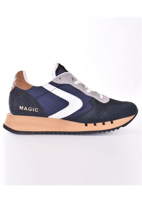 Scarpe Sneakers Valsport Magic run 21 blu VALSPORT | VM21M21