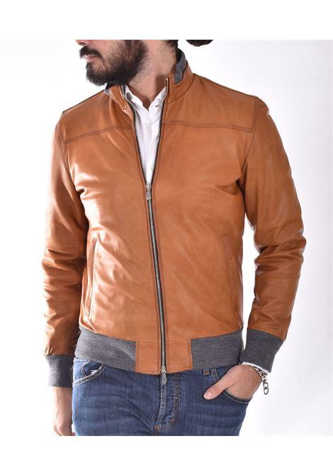 Volfagli Rio Tuscany leather jacket Volfagli | RIO01