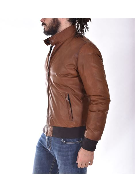 Volfagli professor tuscany jacket burnt reversible Volfagli | S10G01