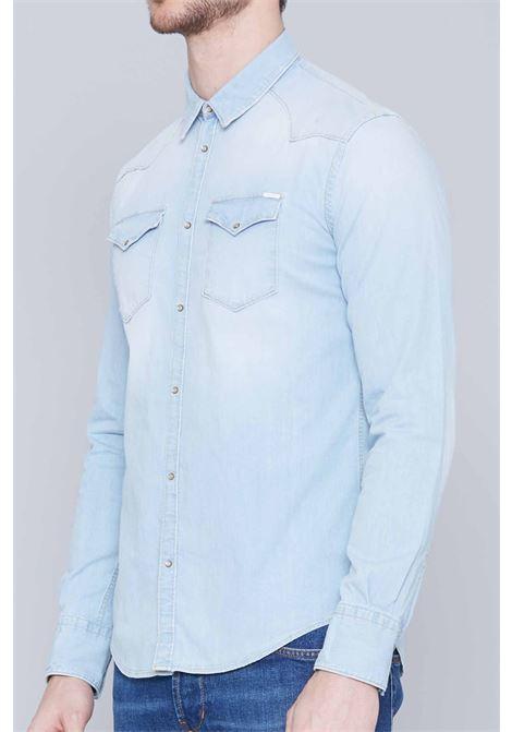 promo code 4fdc3 5d01e Camicia Aglini - AGLINI - Vectory