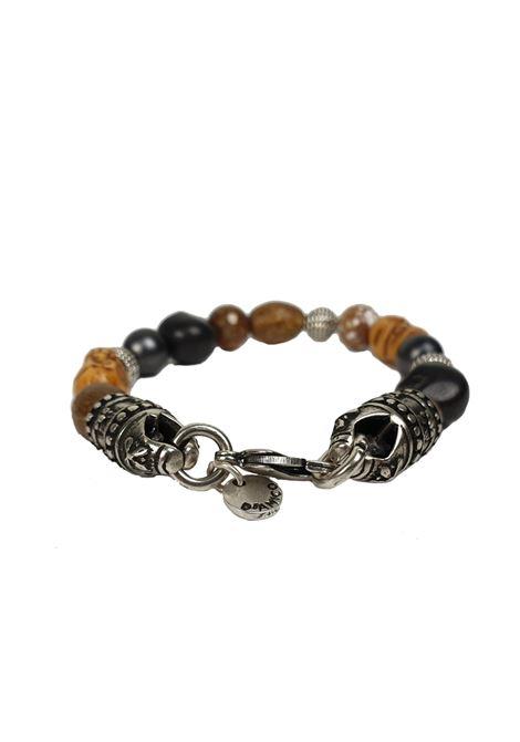 Bracelet Andrea D'amico man stones ANDREA D'AMICO | Bracelets | WAU00301