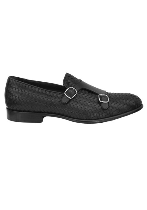 Migliore mens double buckle loafers MIGLIORE | Shoes | 791499