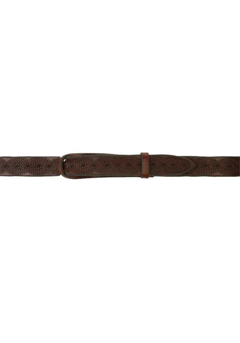 Cinture Orciani nobubkle bull soft marrone ORCIANI | Cinture | NB00541
