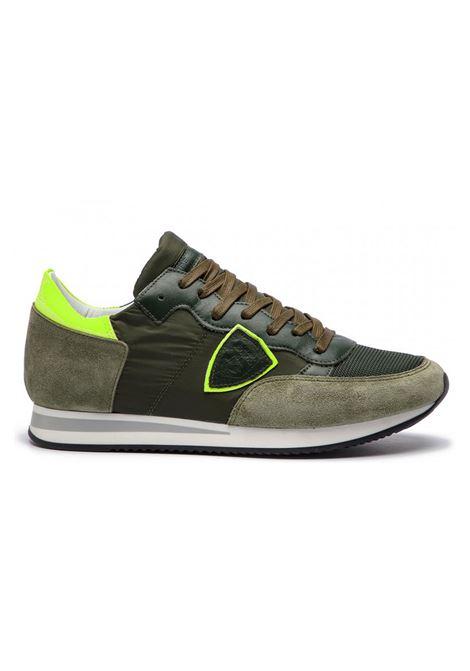 Philippe Model Tropez men PHILIPPE MODEL | Shoes | TRLUNX02