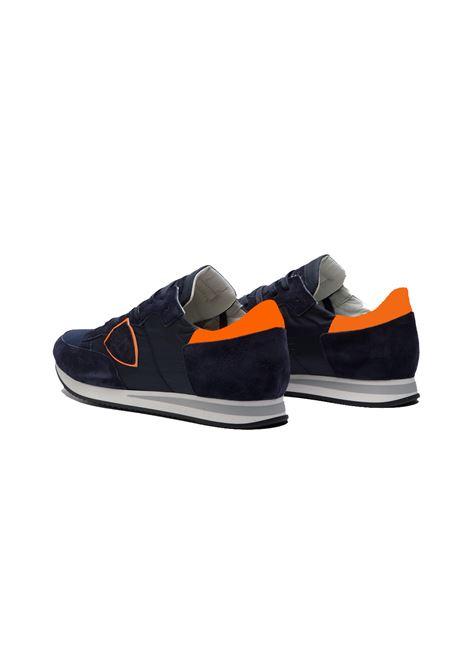 Sneakers Philippe Model Tropez trlunx03 PHILIPPE MODEL | Scarpe | TRLUNX03