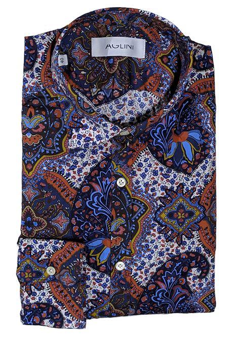 Camicia Aglini Mario AGLINI | Camicie | F82511