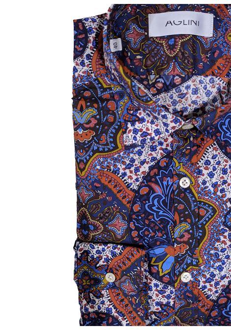 Aglini Mario shirt AGLINI | Shirts | F82511