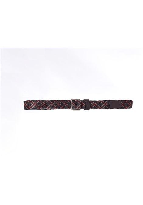 Cintura D'amico treccia marrone ANDREA D'AMICO | ACU2614497