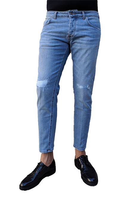 Denim davis shorter broken BE ABLE | Jeans | GKC1503-B