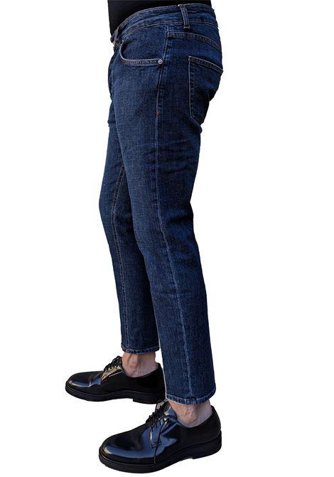 Davis shorter blu scuro BE ABLE | Jeans | GKC S201400