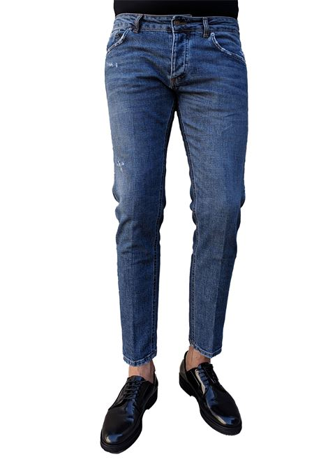 Jeans davis shorter forato BE ABLE | Jeans | GKCS201506