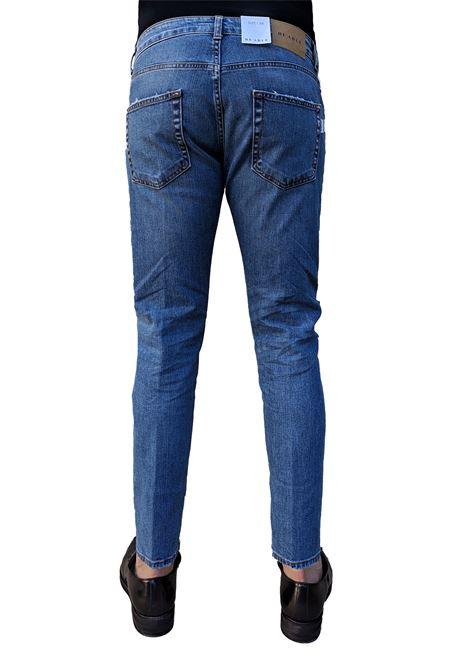 Jeans davis shorter strappato BE ABLE | Jeans | KPT S201404