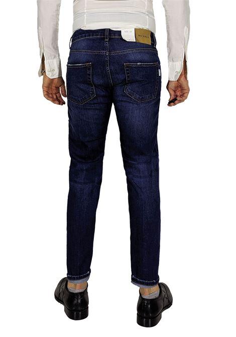 Jeans slim davis shorter BE ABLE   Jeans   KPT S201408