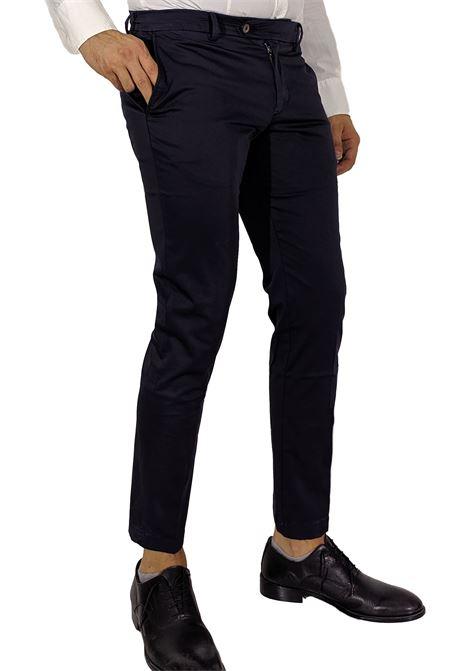 Pantalone blu alexander shorter BE ABLE | Pantaloni | RS S202