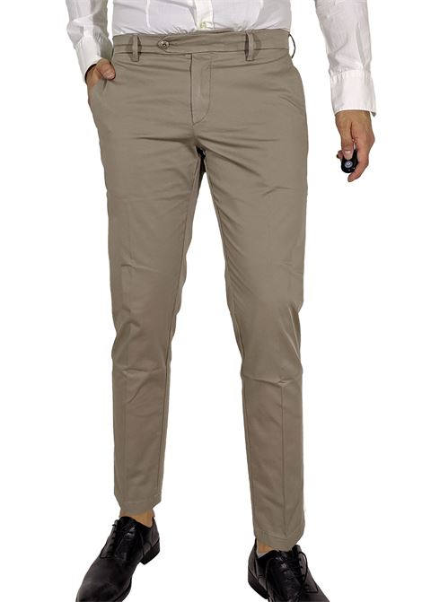 Pantalone Be Able slim beige BE ABLE | Pantaloni | RS S205