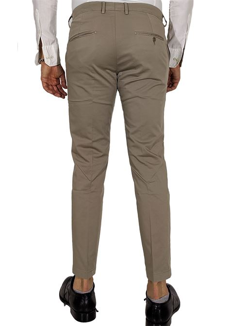 Trousers  slim beige BE ABLE | Trousers | RS S205