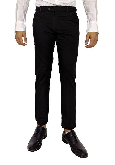 Black trousers alexander shorter BE ABLE | Trousers | SZT2