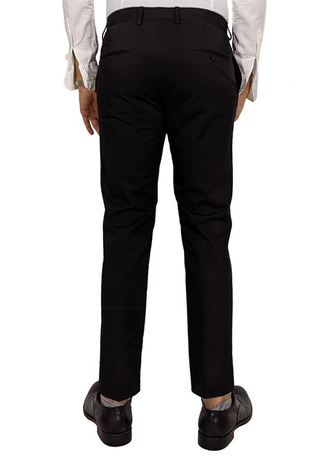 Pantalone nero alexander shorter BE ABLE   Pantaloni   SZT2