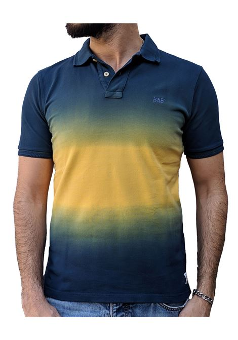 Polo yellow blue shade BOB | Polo | SHADE VR0089