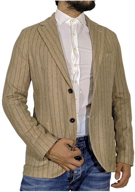 blazer linen hemp CIRCOLO 1901 | Blazers | CN26898560