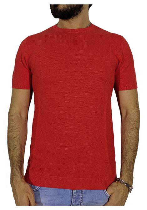 T.shirt orange pallino CIRCOLO 1901 | T-shirts | CN27162