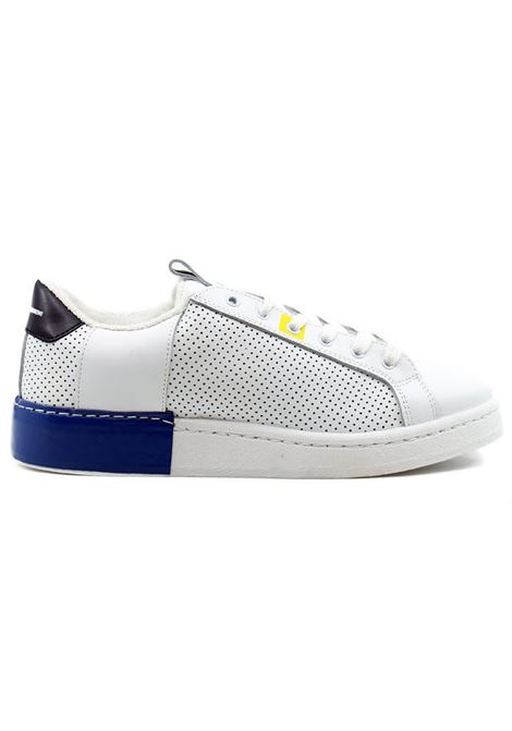 Perforated sneakers shoes DANIELE ALESSANDRINI | Shoes | F898K40002