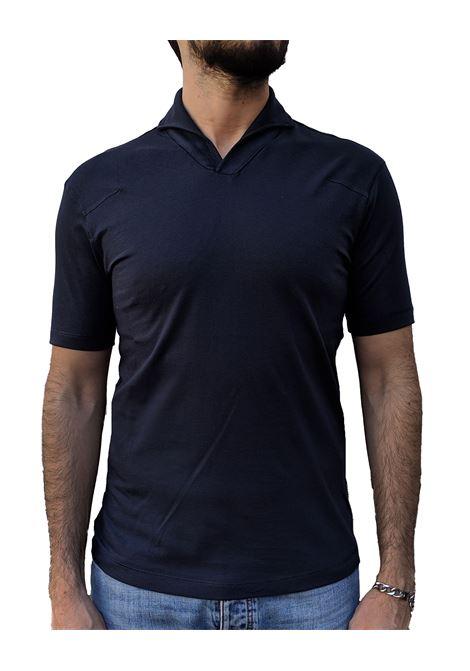 T-shirt polo V neck  HOSIO | T-shirts | 20200J0510