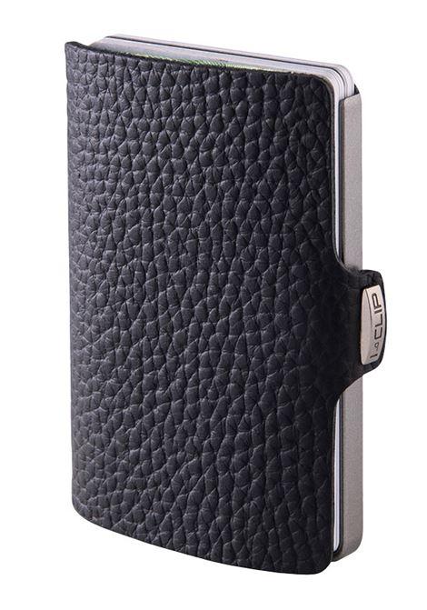 portafoglio nero classico I-CLIP | Portafogli | PILOT2