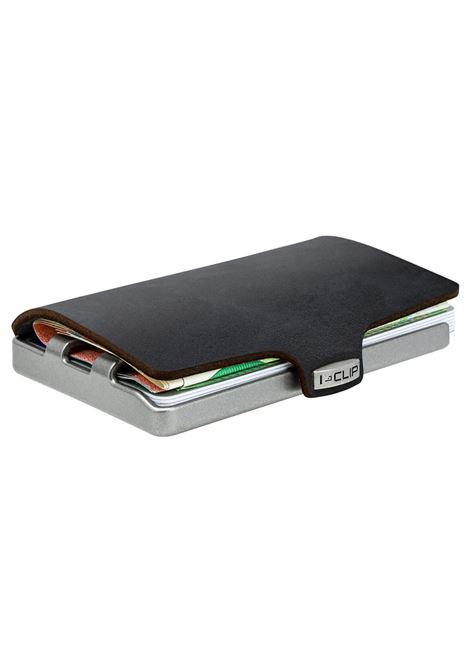 soft touch black wallet I CLIP | Wallets | SOFT TOUCH1