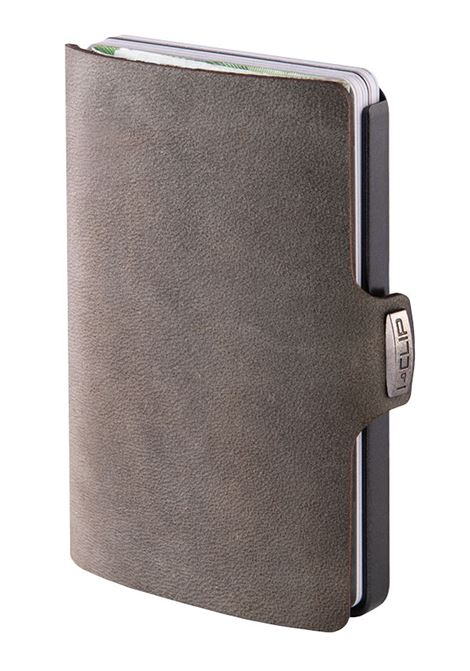 soft touch olive wallet I-CLIP | Wallets | SOFT TOUCH2