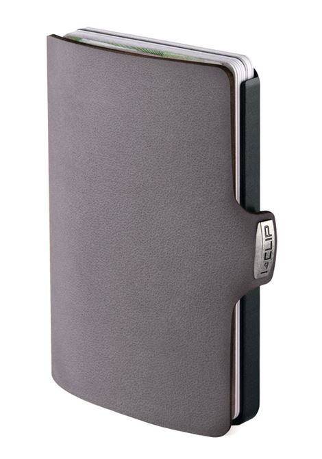soft touch olive wallet Slate I-CLIP | Wallets | SOFT TOUCH3