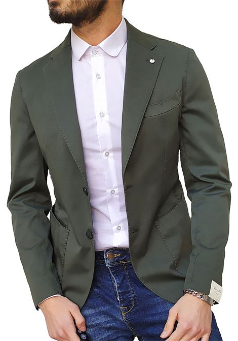 LBM 1911 summer green jacket L.B.M. 1911 by Lubiam | Blazers | 5835/28576