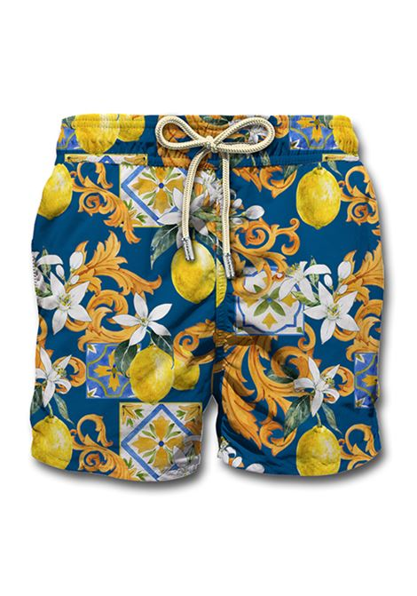 Swimsuit classic lemons  MC2 SAINT BARTH | Swimsuits | CLLE611