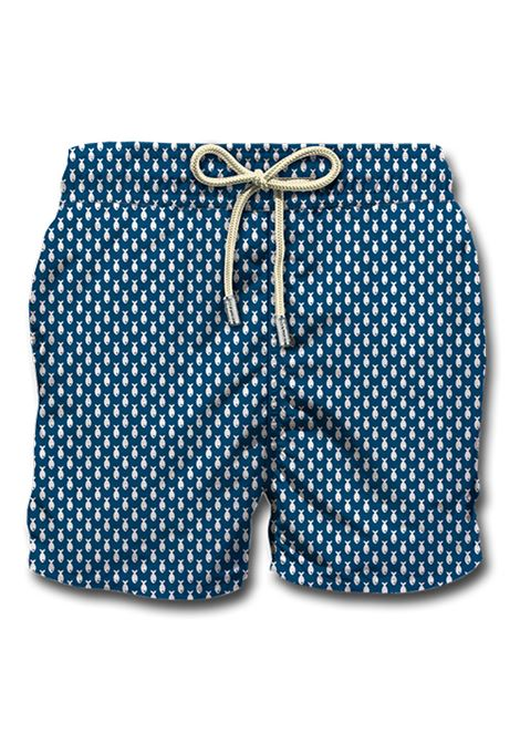 Swimswit hopea blue MC2 SAINT BARTH | Swimsuits | HOPE611