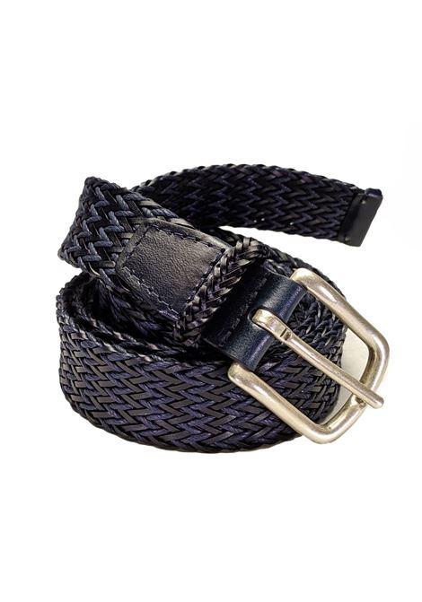 Blue braided belt ORCIANI | Belts | U073722