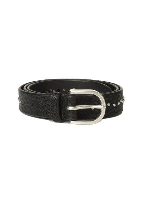 Cintura uomo borchie ORCIANI | Cinture | U079001
