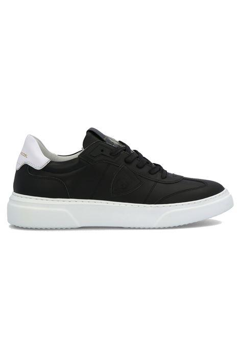 Philippe Model temple shoes black PHILIPPE MODEL | Shoes | EBDLUV001