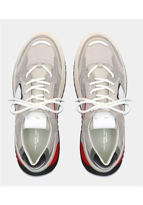Philippe Model saint denis grigio grey black PHILIPPE MODEL | Shoes | ESELUVX02