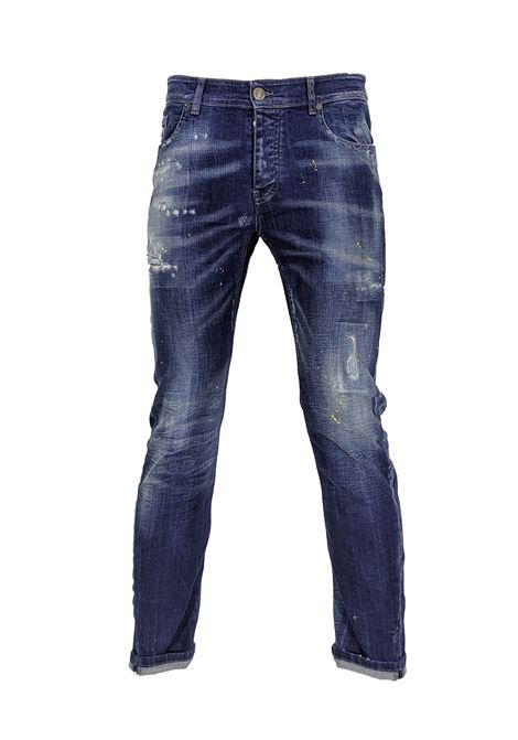 Jeans strappato PMDS barret Premium Mood Denim Superior | Jeans | BARRET 40015