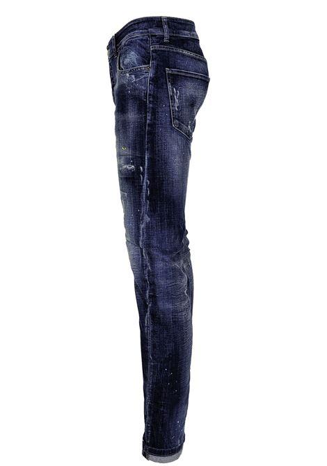 Jeans strappato PMDS barret Premium Mood Denim Superior | Jeans | BARRET 40015