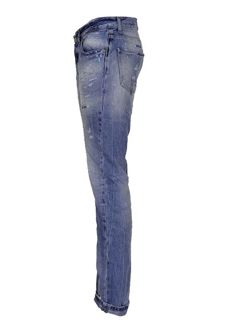 Jeans PMDS chiaro barret Premium Mood Denim Superior | Jeans | BARRET 40217MG
