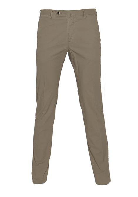 Trousers Superslim fit beige PT TORINO | Trousers | DT01Z00CL10040