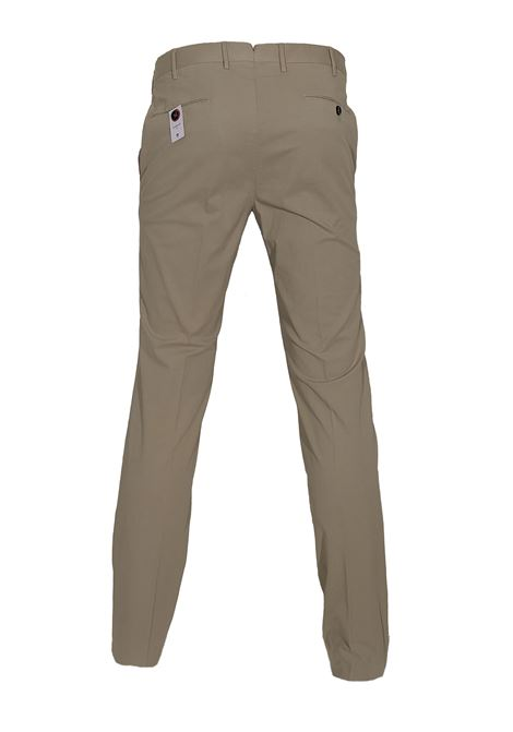 Trousers Superslim fit beige PT TORINO   Trousers   DT01Z00CL10040